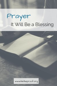Praying. Prayer. Prayer life. These words hold great meaning for some, great mystery for others. What does it mean? Is there a formula that works? Is there a checklist I can follow? Are there words I have to use? When do pray? Why do I pray?