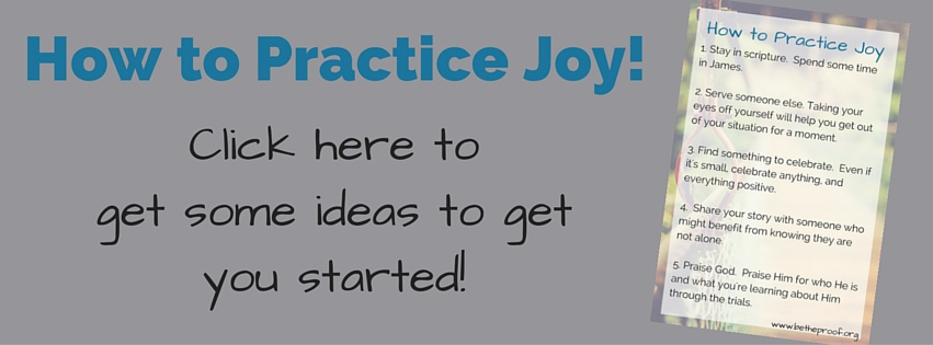 How to practice Joy