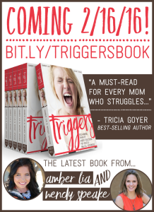 What I'm Reading - Triggers: Exchanging Parents' Angry Reactions for Gentle Biblical Responses