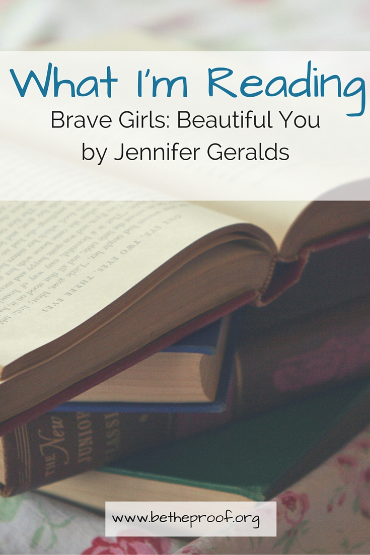 What I'm Reading - Brave Girls beautiful you book review