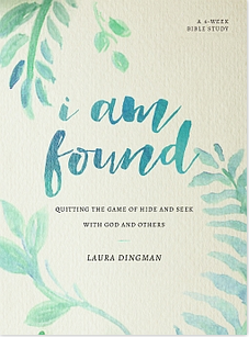 I Am Found by Laura Dingman (Cover Photo)