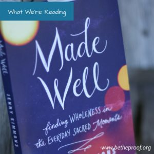 Made Well by Jenny Simmons