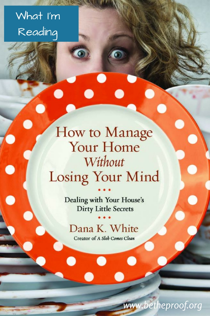 How to Manage Your HomeWithout Losing Your Mind by Dana K. White