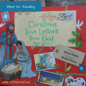 Christmas Love Letters From God by Glenys Nellist