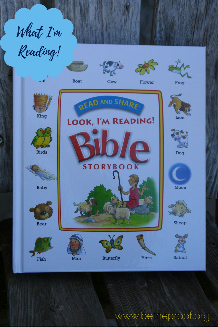 Read and Share Look, I'm Reading Bible Storybook
