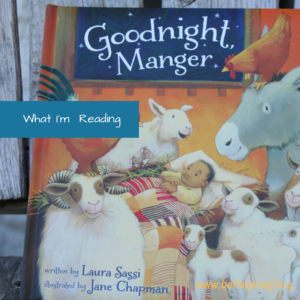 Goodnight, Manger by Laura Stassi