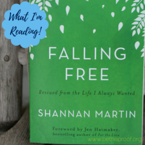 Falling Free by Shannon Martin