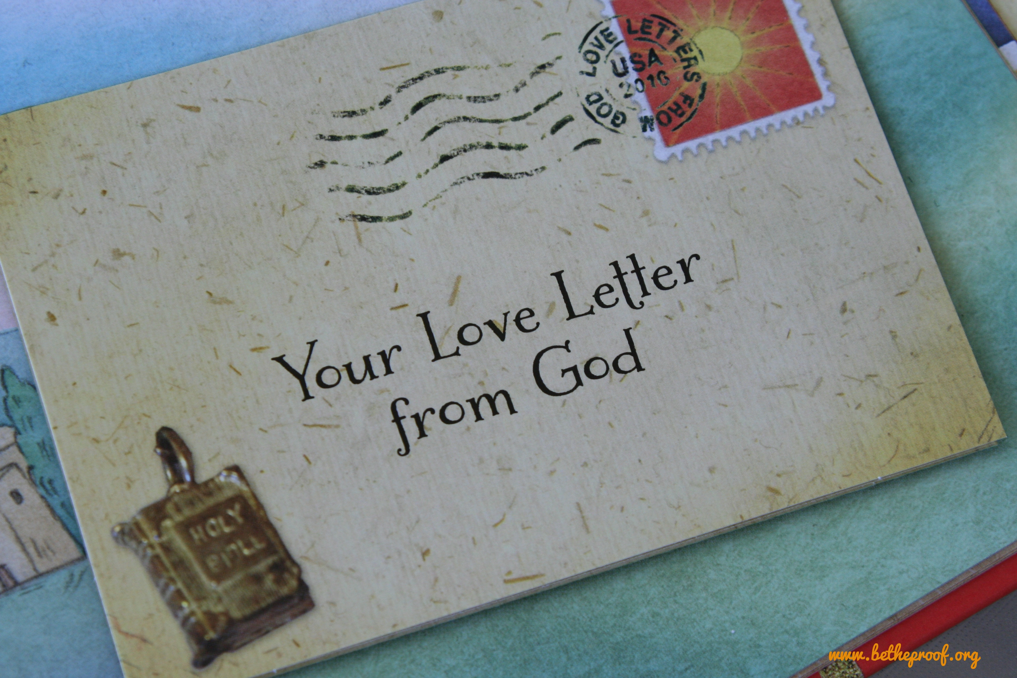 love letter from god letters from god by glenys nellist 13327 | Letters From God